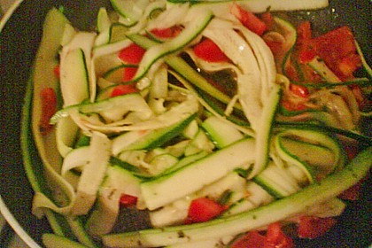 Zucchini - Spaghetti 91