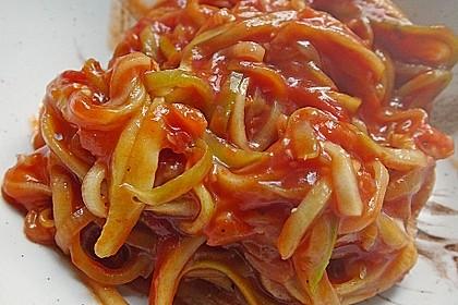 Zucchini - Spaghetti 19