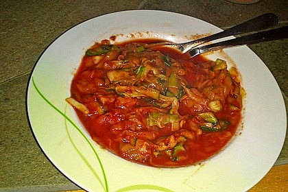 Zucchini - Spaghetti 86