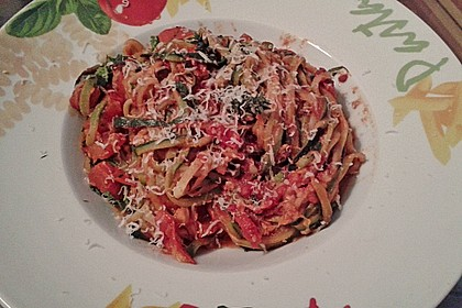 Zucchini - Spaghetti 58