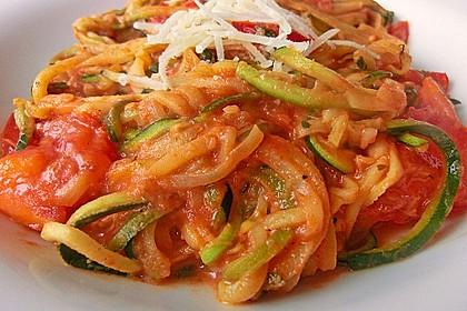 Zucchini - Spaghetti 3
