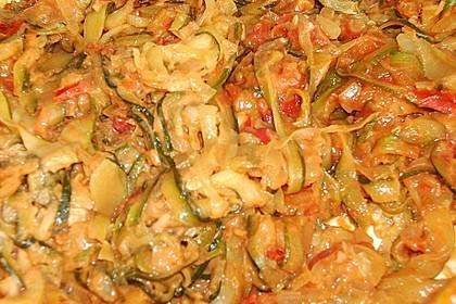 Zucchini - Spaghetti 77