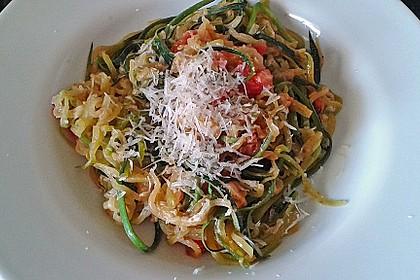 Zucchini - Spaghetti 13