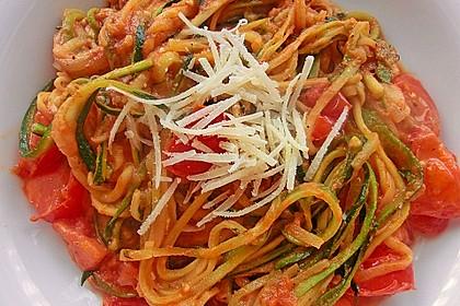 Zucchini - Spaghetti