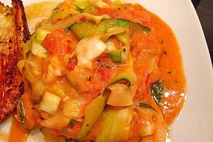 Zucchini - Spaghetti 65