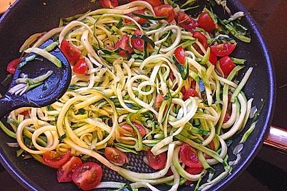 Zucchini - Spaghetti 4