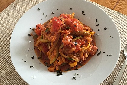 Zucchini - Spaghetti 16