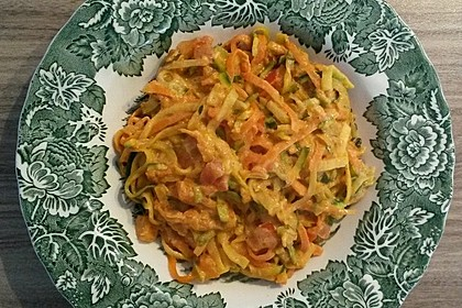 Zucchini - Spaghetti 42