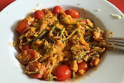 Zucchini - Spaghetti 22