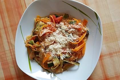 Zucchini - Spaghetti 8