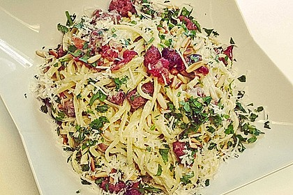 Salsiccia Carbonara all'italiamann