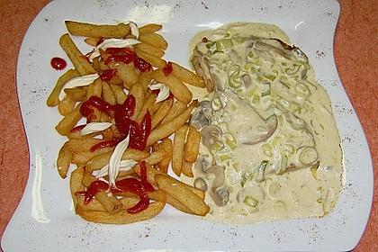 Andis Crème fraîche-Schnitzel 12