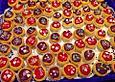 Bunte Mini - Muffins