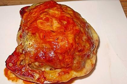 Würzige gefüllte Paprika 6