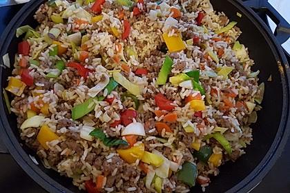 Indonesischer Reistopf 1