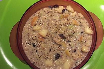 Quinoa - Frühstück 8
