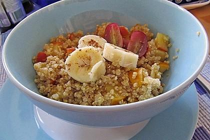 Quinoa - Frühstück 2