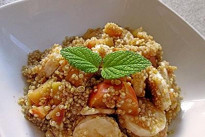 Quinoa - Frühstück 1