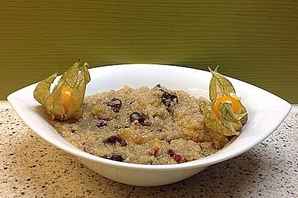 Quinoa - Frühstück 12