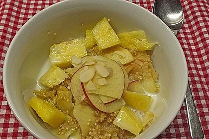 Quinoa - Frühstück 5