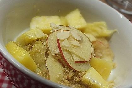 Quinoa - Frühstück 3