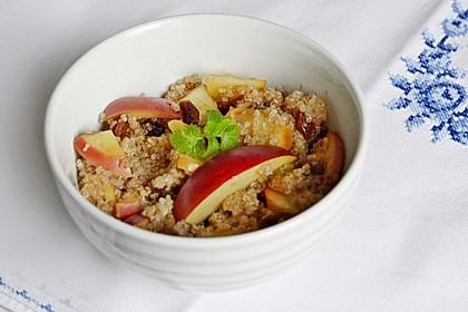 Quinoa - Frühstück 4