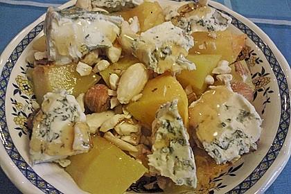 Kürbis - Dessert