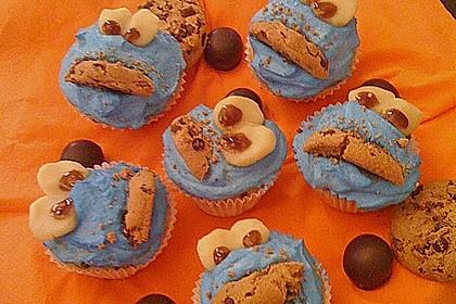 Krümelmonster Muffins 148