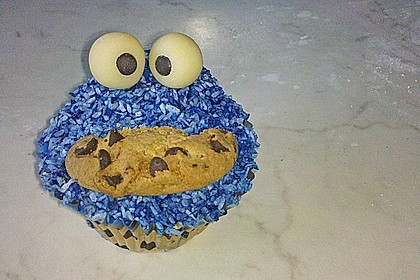 Krümelmonster Muffins 85