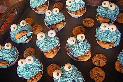 Krümelmonster Muffins 130