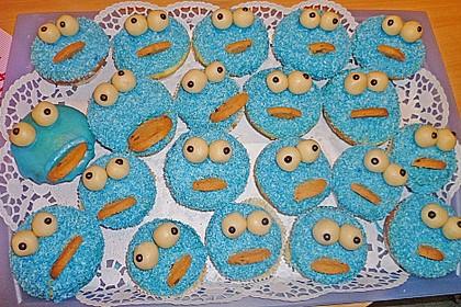 Krümelmonster Muffins 58
