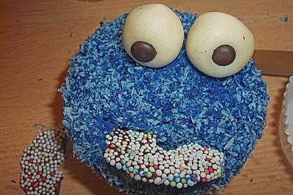 Krümelmonster Muffins 101