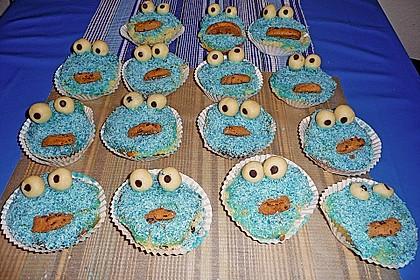 Krümelmonster Muffins 133