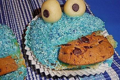 Krümelmonster Muffins 87