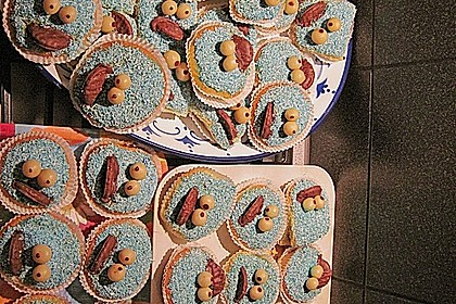 Krümelmonster Muffins 146