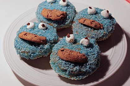 Krümelmonster Muffins 161