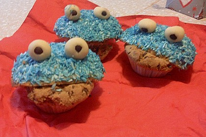 Krümelmonster Muffins 147