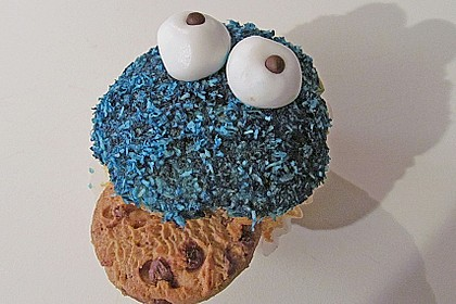 Krümelmonster Muffins 56
