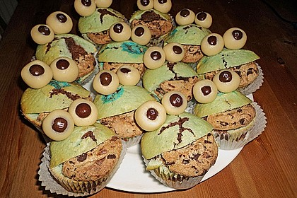 Krümelmonster Muffins 114