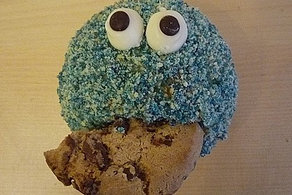 Krümelmonster Muffins 102