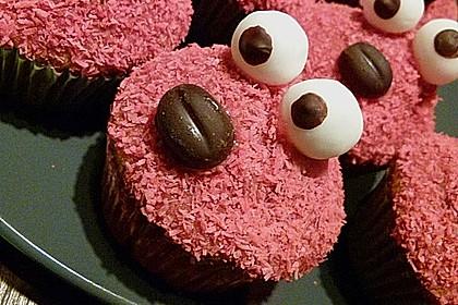 Krümelmonster Muffins 46