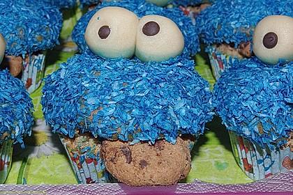Krümelmonster Muffins 76