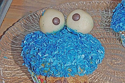 Krümelmonster Muffins 59