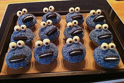 Krümelmonster Muffins 37