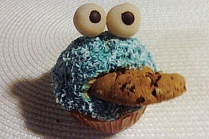 Krümelmonster Muffins 110