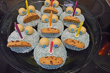 Krümelmonster Muffins 121