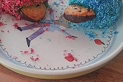 Krümelmonster Muffins 108