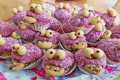 Krümelmonster Muffins 135
