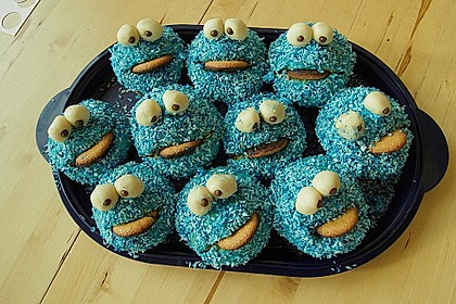 Krümelmonster Muffins 74