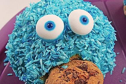 Krümelmonster Muffins 4